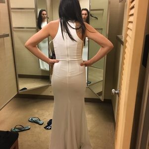 Beautiful white dress from Nordstrom